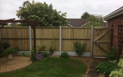 Fencing Sutton-on-Sea